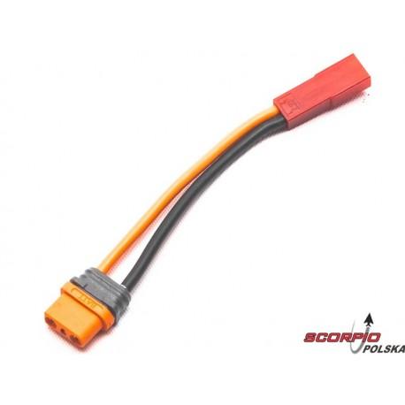 Spektrum adapter IC2 akumulator - JST/RCY urządzenie