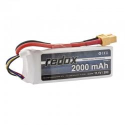Redox 2000 mAh 11,1V 20C - pakiet LiPo