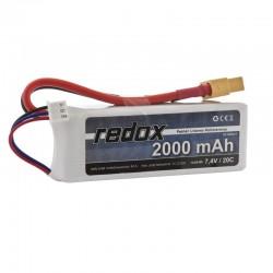 Redox 2000 mAh 7,4V 20C - pakiet LiPo